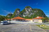 Provincia de phang nga en tailandia — Foto de Stock