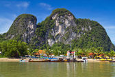 Phang Nga Bay National Park in Thailand — Photo