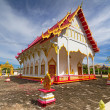 Buddhism temple in Thailand — Stock Photo