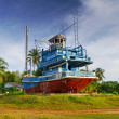 Tsunami Memorial in Baan Nam Khem — Stock Photo
