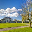 PortumnCastle and gardens in Co. Galway — Stock Photo #18736181