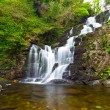 Torc waterfall in Killarney National Park — Stock Photo