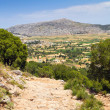 Scenery of Lasithi plateau on Crete — Stock Photo #18739523