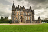 Blarney House at the castle in Co. Cork — Stock Photo