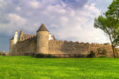 Parkes Castle in County Leitrim, — Stock Photo