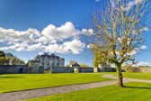 Portumna Castle and gardens in Co. Galway — Stock Photo
