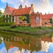 Stock Photo: Trolle-Ljungby Castle in southern Sweden