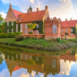 Trolle-Ljungby Castle in southern Sweden — Stock Photo #18742599