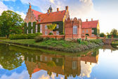 Trolle-Ljungby Castle in southern Sweden — Stock Photo