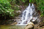 Beautiful Sai Rung waterfall — Stock Photo