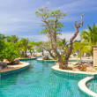 Tropical resort in Thailand — Stock Photo #20005629