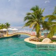 Tropical resort in Thailand — Stock Photo #20005657