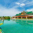Oriental architecture of Andaman Princess Resort & SPA — Stock Photo #21665637