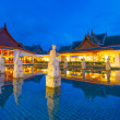 Oriental architecture of Andaman Princess Resort & SPA — Stock Photo #21665693