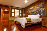 Room interior of Andaman Princess Resort & SPA. — Stock Photo