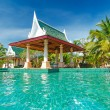 Oriental architecture of Andaman Princess Resort & SPA — Stock Photo #21679049