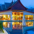 Oriental architecture of Andaman Princess Resort & SPA — Stock Photo #21679205