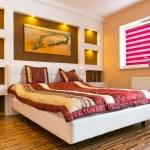 ������, ������: Modern master bedroom interior