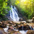 Beautiful Sai Rung waterfall in Thailand — Stock Photo