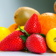 Fresh fruits selection — Stock Photo #22296777