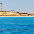 Turquoise water of Red Sea — Stock Photo #24603129