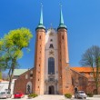 Постер, плакат: Basilica of The Holy Trinity in Gdansk Oliwa
