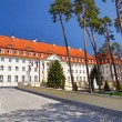 Sofitel Grand Hotel in Sopot, Poland - Stock Photo