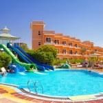 Tropical resort Three Corners Sunny Beach in Hurghada — Stock Photo #25270689