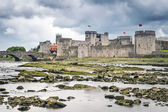 King John Castle in Limerick — Stock Photo