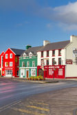 Traditional Irish Murphys pub in Dingle — Stock Photo