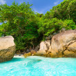 Paradise beach of Similislands — Stock Photo #26411075