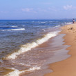 Stock Photo: Beach at the Baltic Sea