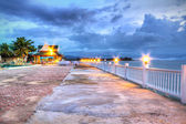 Promenade at Andaman Sea — Photo