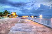 Promenade en mer d'andaman — Photo