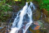 Beautiful Sai Rung waterfall — Stock Photo