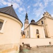 Jasna Gora monastery in Czestochowa — Stock Photo