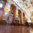Interiors of Jasna Gora monastery in Czestochowa — Foto Stock