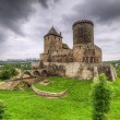 Stock Photo: Medieval castle in Bedzin