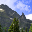 Foto de Stock  : Beautiful scenery of Tatra mountains