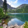 Eye of the Sea lake in Tatra mountains — Lizenzfreies Foto