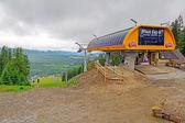 Male Ciche ski resort near Zakopane, Poland — Stock Photo