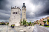 Spisska Bela town in northern Slovakia — Stock Photo