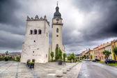Spisska Bela town in northern Slovakia — Stock Photo