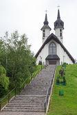 Church in Pieniny mountains — Foto de Stock