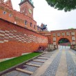 Royal Wawel Castle in Cracow — Stock Photo #28931695