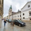 Main market square of Old Town in Krakow, Poland — Stock Photo #28931937