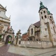 Stock Photo: Saints Peter and Paul Church in Cracow