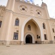 Medieval royal castle in Lublin — Stock Photo #29530649