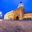 Stock Photo: Cracow gate of old town in Lublin