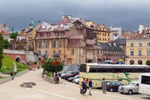 Lublin old town in Poland — Stock Photo